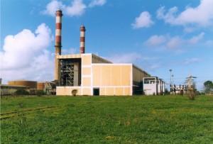 centrale thermique de Kenitra